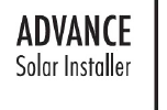 SMA Advance Solar Installer logo