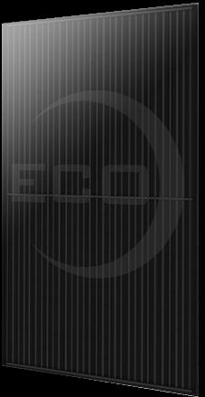 ECO DELTA 5BB Monokristallijn (Zwart) Zonnepaneel
