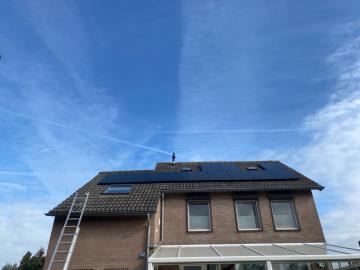 zonnepanelen in Blitterswijck