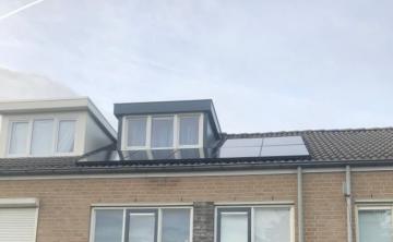 Zonnepanelen in Leuth